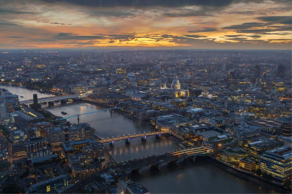 culture shock in london